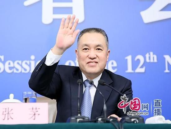 张茅:争取年底前实现电子化申请登记和领取电子营业执照