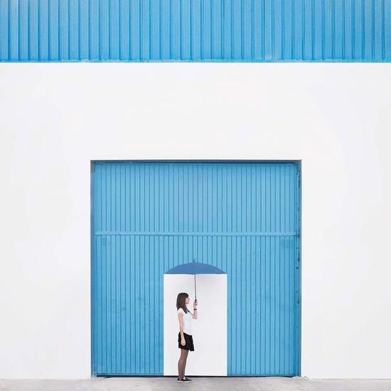 『摄影师』Daniel Rueda & Anna Dev s Benet:人像与建筑的二重奏