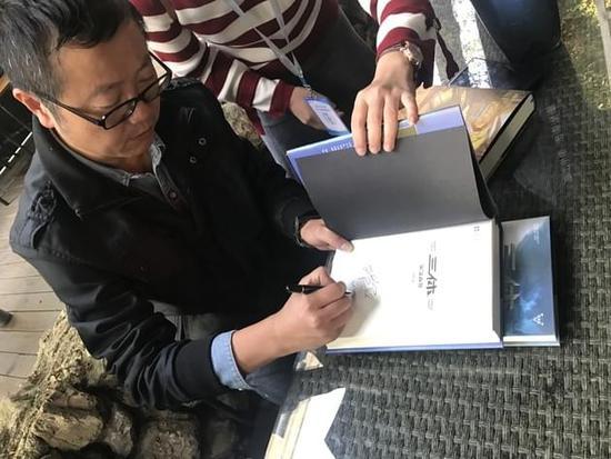 刘慈欣:为什么《三体》之后七八年没写一个字?