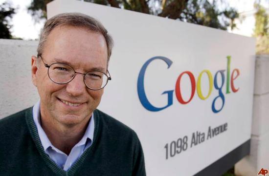谷歌高管:中国抢先太多,美国政府需赶紧拨钱