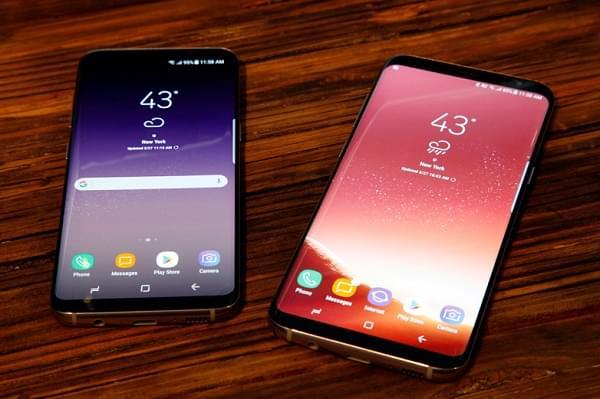 面子必须大:Galaxy S8+销量有望超过Galaxy S8