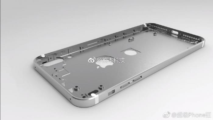 iPhone 8后壳最新泄露图:后置Touch ID?的照片 - 4