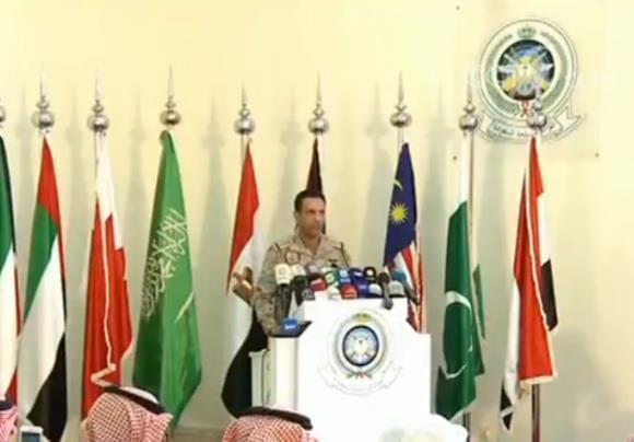 沙特对胡塞武装进行报复性空袭 发射超20枚导弹
