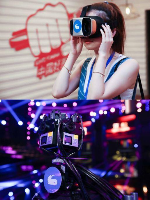 2016中国好声音:VR版正在录制中