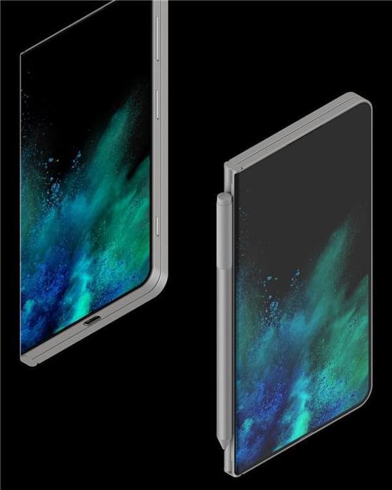 微软Surface Phone再曝光:更像是智能手机
