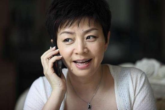 宋丹丹谈赵本山:我和他没什么联系