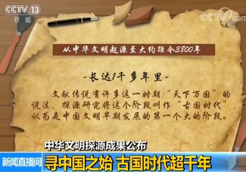 中华文明探源成果:考古实证中华5000年文明非神话