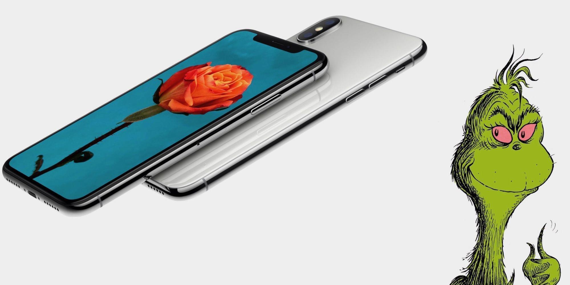 iPhone X吸金,分析师:美国人购物季或要省着花