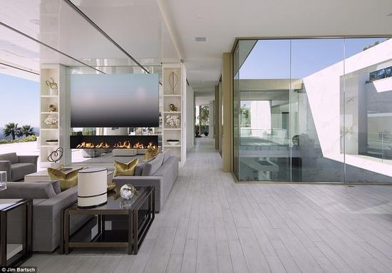 价值7亿 美国地产商打造《GTA5》豪宅的照片 - 7