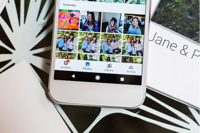 Google Photos升级:让用户更容易隐藏私人照片
