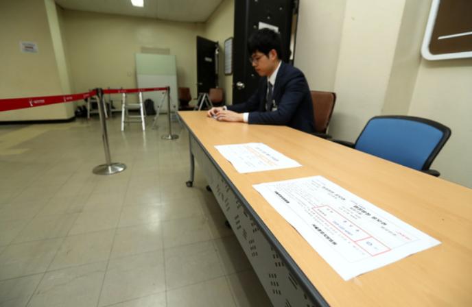 朴槿惠被韩国忘干净了?庭审旁听抽签 半天没人来