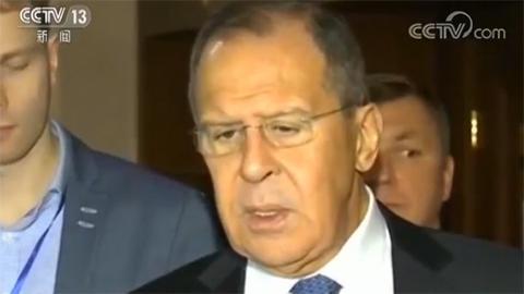 """俄外长:美国似故意挑衅 使朝鲜""""作出某些激烈反"""