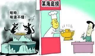 因老鼠关停的海底捞重开 员工:每桌都能看后厨画面