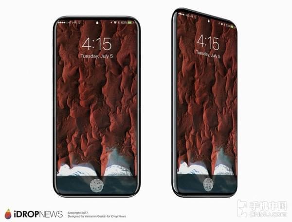 最接近iPhone 8真机的概念图