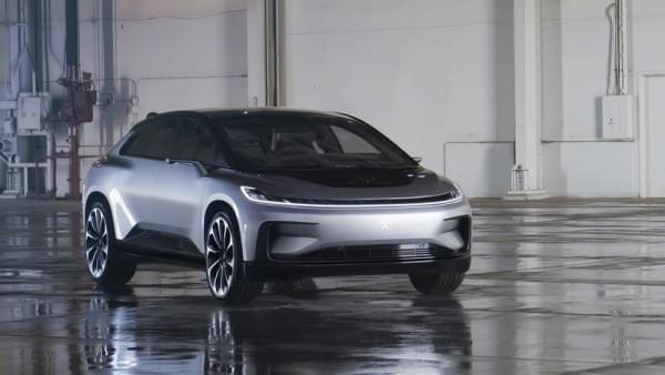 法拉第发量产汽车FF91 贾跃亭称能代替所有车型的照片 - 3