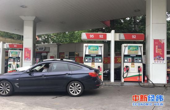本轮成品油价料不会上调 中国原油进口增速减缓