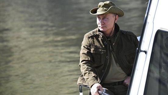 外媒:普京性格可爱有男子气概 在西方国家大受欢迎