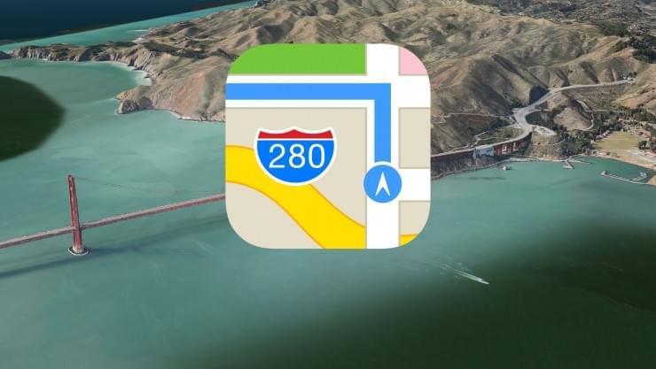 越挫越勇的苹果,或用无人机和室内导航改进地图体验