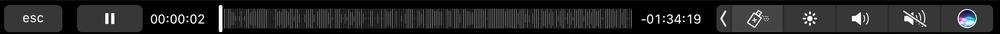 抢先看苹果自家的应用会如何支持Touch Bar的照片 - 36