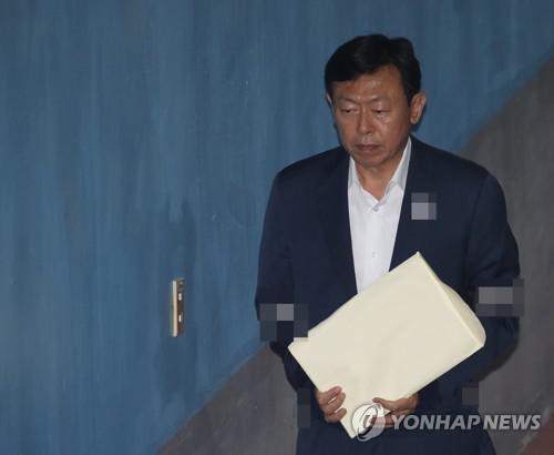 乐天会长案二审:检方建议判14年 罚款1000亿韩元