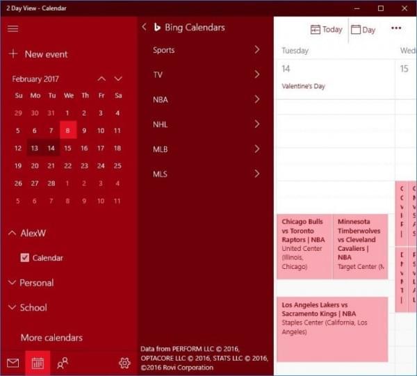 Win10邮件和日历应用迎重大更新:Focused Inbox功能上线的照片 - 4
