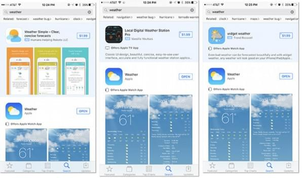 "App Store竞价排名捅娄子 关键词购买成竞争""阴招""的照片"