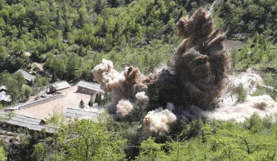 美将要求朝鲜承诺去核时间表 若谈好邀金正恩访美