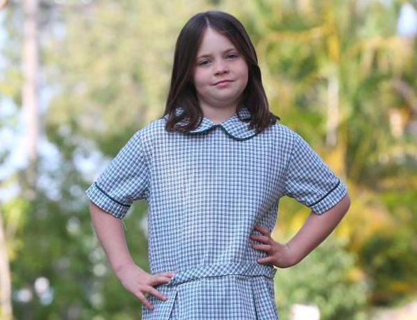 澳洲9岁女孩为土著权益发声 奏国歌时拒绝起立