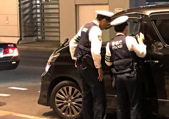 日本查处中国人黑出租 对赴日同胞收4倍高价
