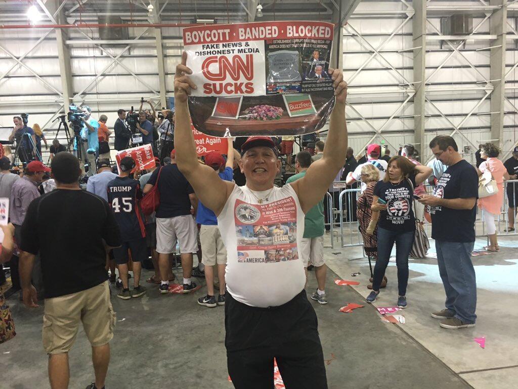 美邮寄炸弹嫌犯落网可疑包裹恐慌继续 CNN又中招