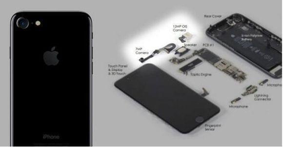 你都认识吗?多家iPhone 7供应商浮出水面的照片