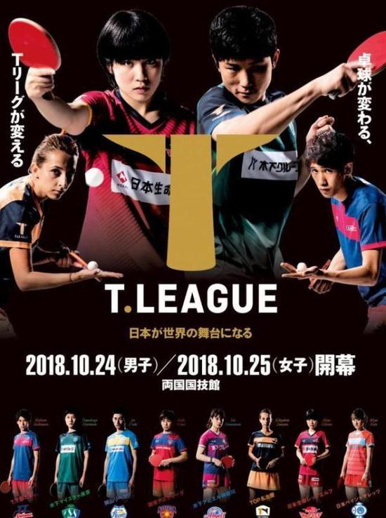 刘国梁赴日本观摩T联赛:培养冠军还是要到中国来
