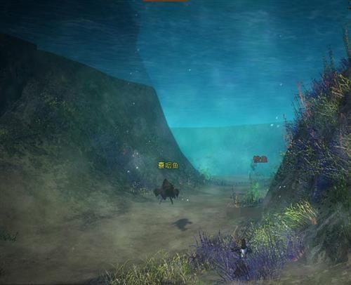 神之遗迹《激战2》水下世界一览