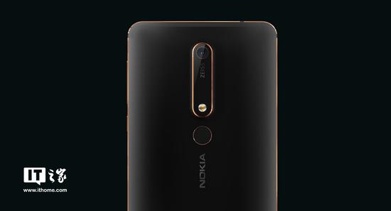 诺基亚6第二代登陆印度:售价约1650元
