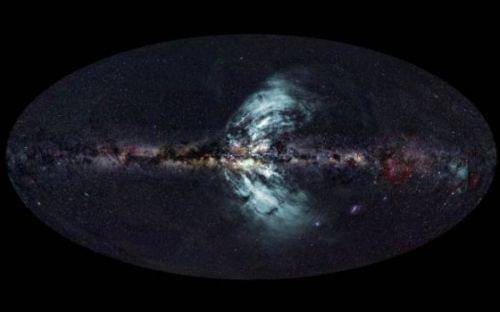 击穿银河系的超音速