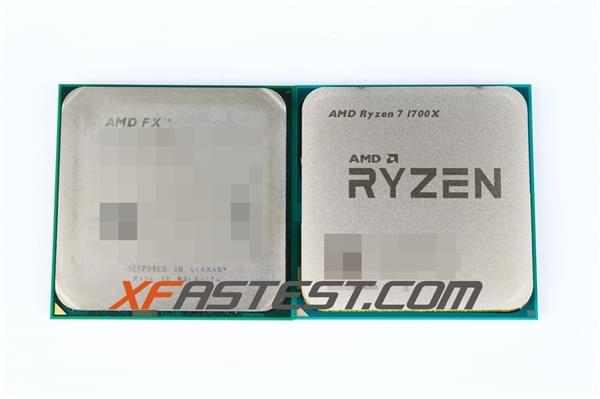 AMD Ryzen次旗舰1700X图像偷跑的照片 - 1