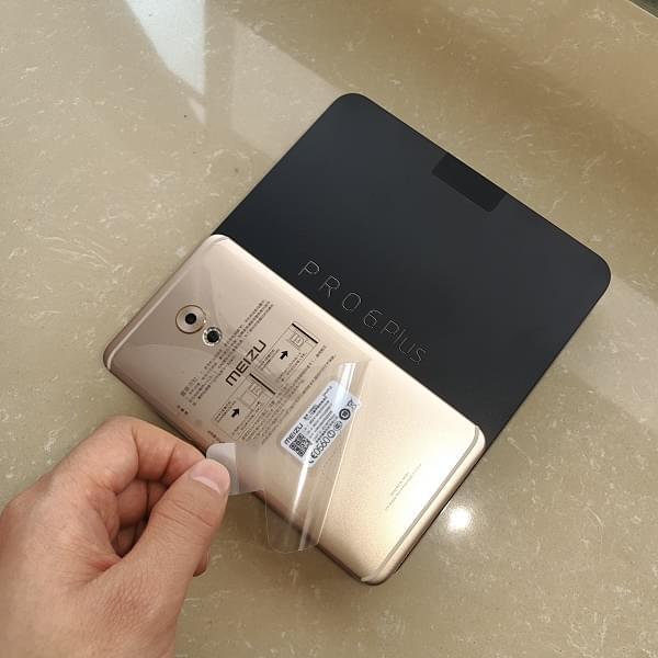 香槟金 PRO 6 Plus (顶配版) 与 魅蓝 Note 5 上手图赏的照片 - 12