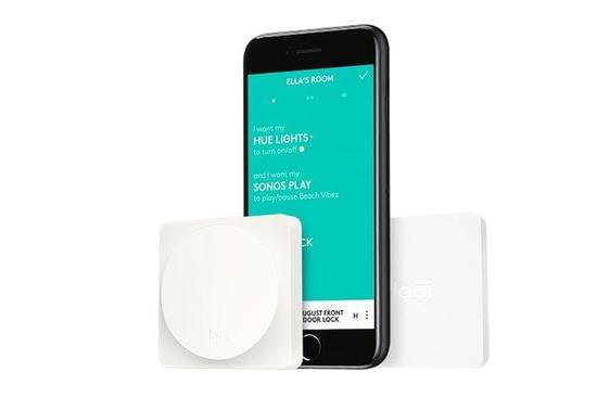 罗技更新 Pop 智能家居自定义按钮功能:现已支持苹果 HomeKit