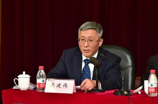 吴建伟任北京邮电大学党委书记