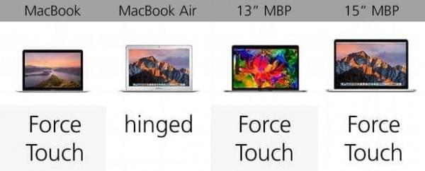 规格参数对比:苹果 MacBook 系列的对决的照片 - 8
