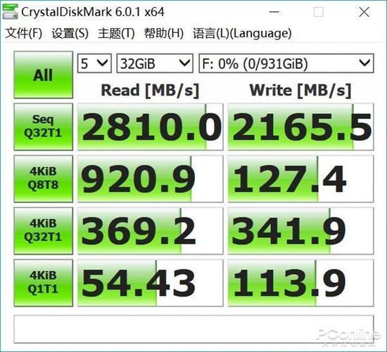 速度飞起 三星X5移动固态硬盘体验:NVMe与雷电3的技术秀