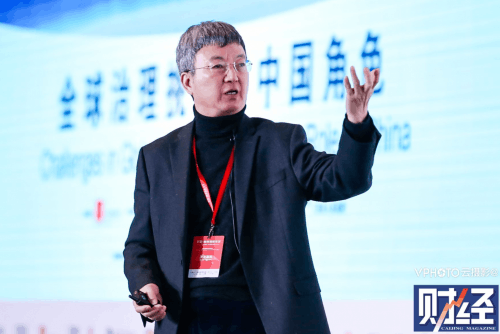 朱民:蚕食不可避免 金融科技与传统金融必有一战