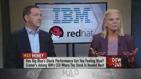 """IBM CEO谈收购红帽:我们将改变行业""""游戏规则"""""""