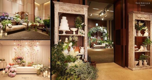 双宋今日大婚 连新娘休息室都充满浪漫