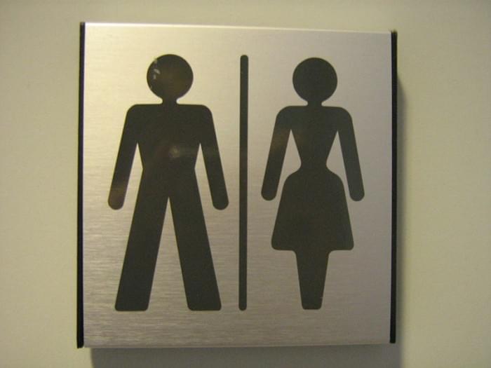 苹果反对特朗普废除变性学生自由选择厕所权力的照片 - 2