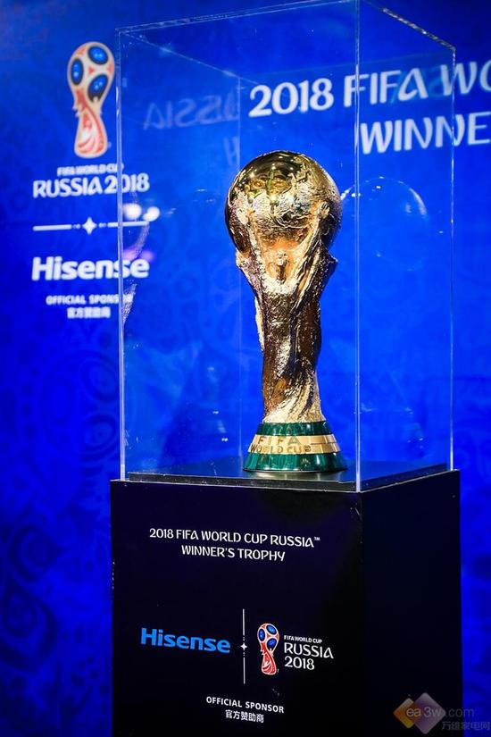 """赞助2018世界杯,海信图谋""""收割""""什么?"""