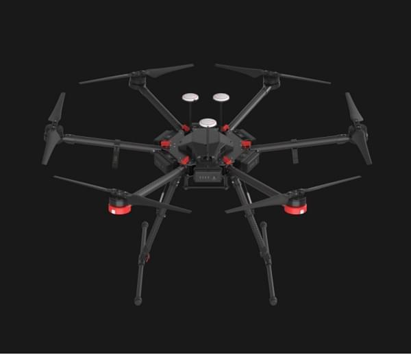 大疆发布M600 Pro:拓展工业级无人机产品线的照片 - 5
