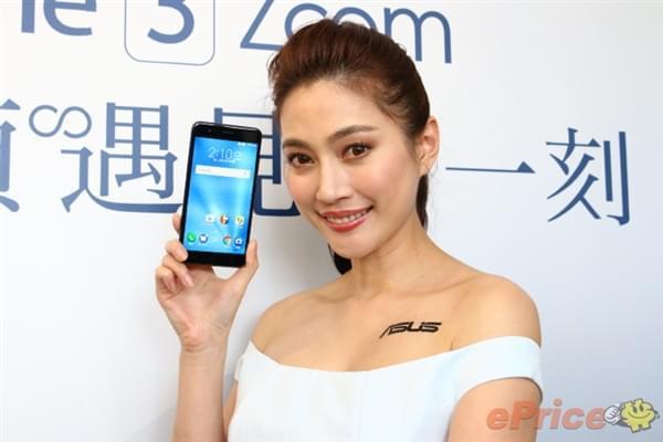 华硕ZenFone 3 Zoom上市:双镜头/5000mAh的照片 - 4