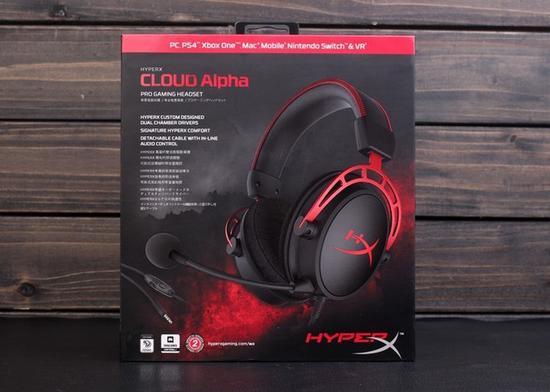 听声透视战场 Alpha电竞耳机海外版试用