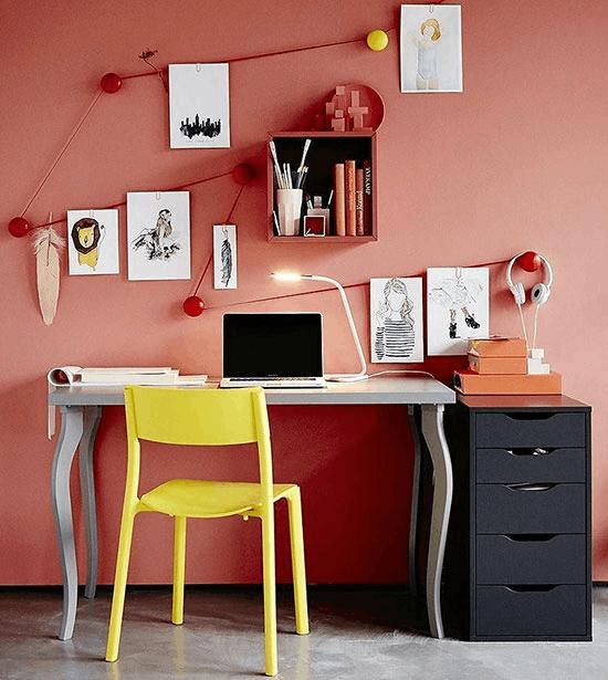 如何打造自由居家办公室